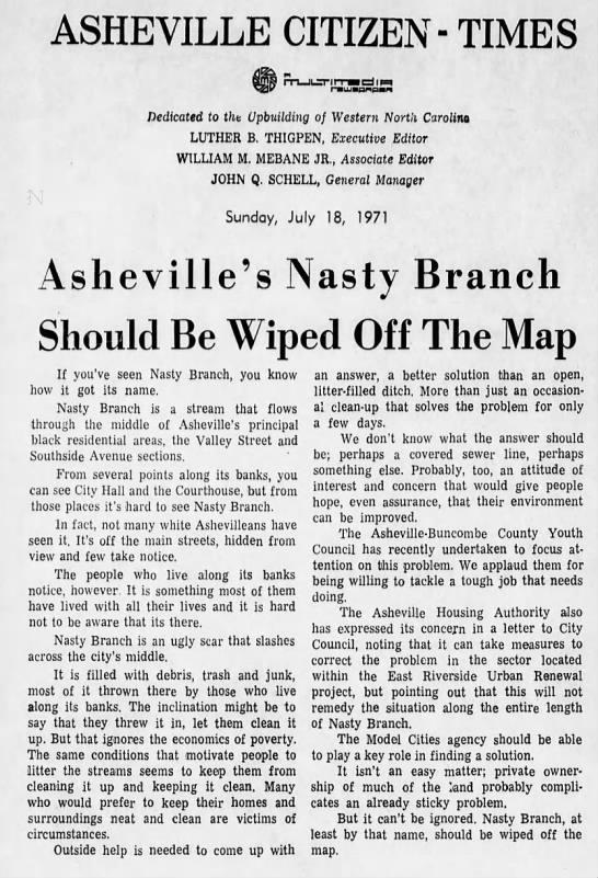Nasty Branch -