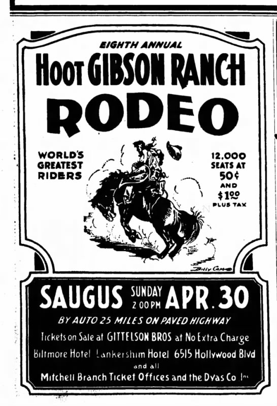 8th annual rodeo -