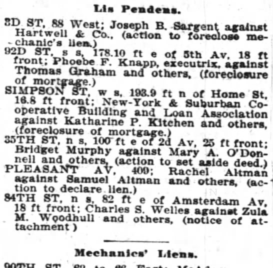 The New York Times (New York, New York) 16 June 1895 page 23 -