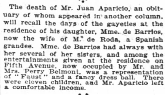 (untitled) The New York Times. (New York, New York) 14 June 1899, p 7 -
