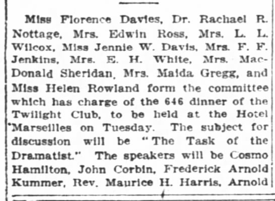 The New York Times (New York, New York) 24 November 1912  Page 76 -