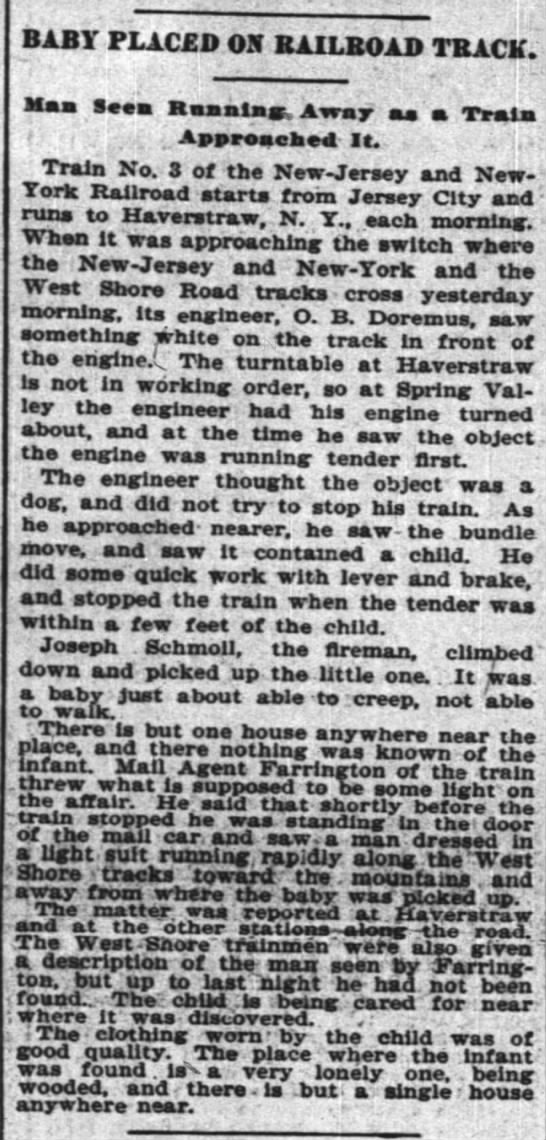 The New York Times (New York, New York) 20 August 1896 -