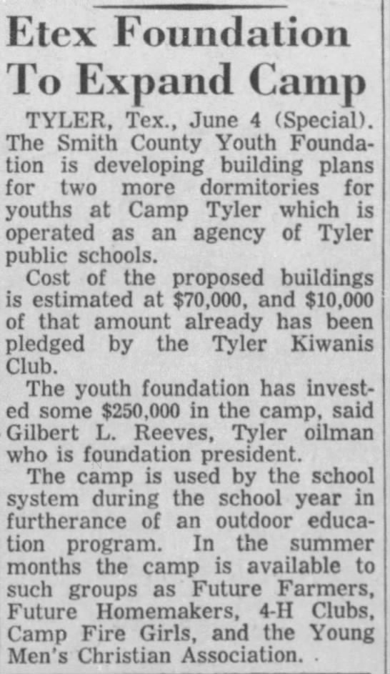 Wikipedia:Articles for deletion/Camp Tyler -