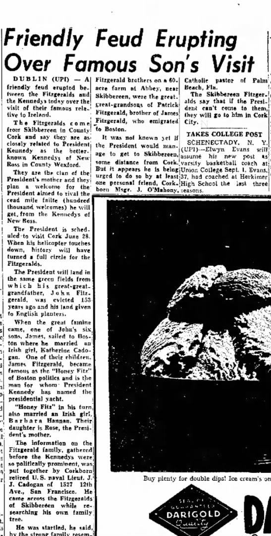 FitzgeraldKalispell Inter Lake, 30 May 1963, page 9, columns 4-6 -