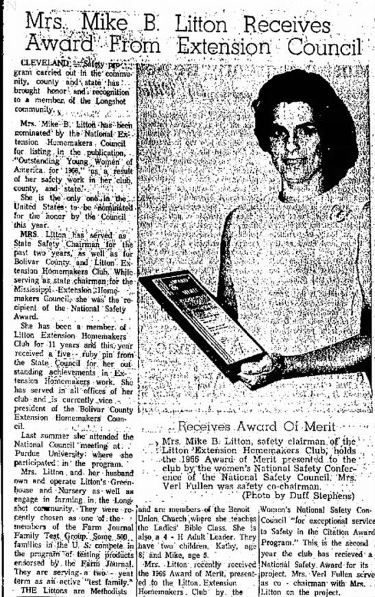 7 Jul 1966 The Delta Democrat-Times, Greenville, MS -