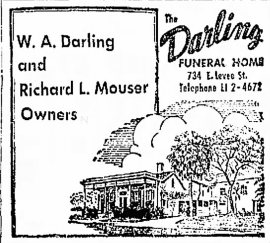 Darling Funeral Home -