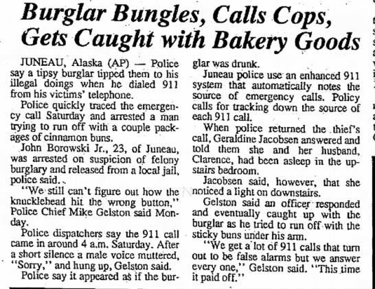 Sticky Buns Makes For Sticky Fingers