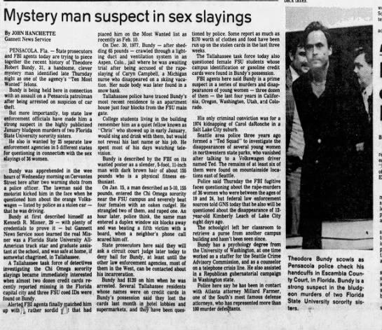 Ted Bundy -