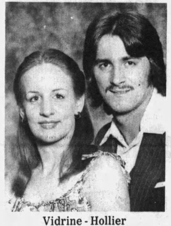 16 July 1978  Wilton Joseph Hollier -