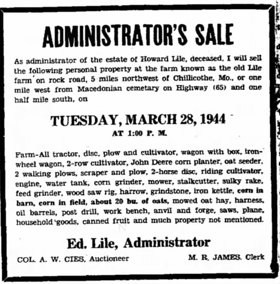 Howard Lile