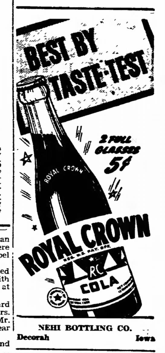 1941 7.31 ROYAL CROWN -
