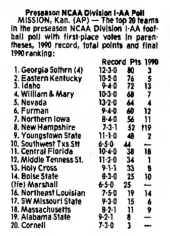 Poll 1991 0820 I AA -