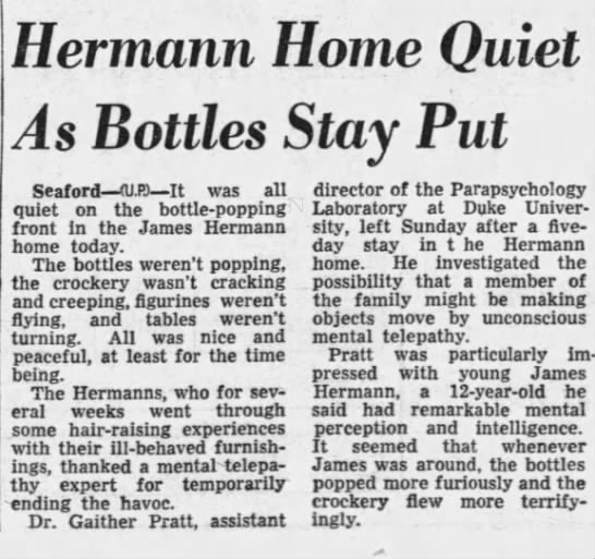 Hermann Home update from newspaper front page -