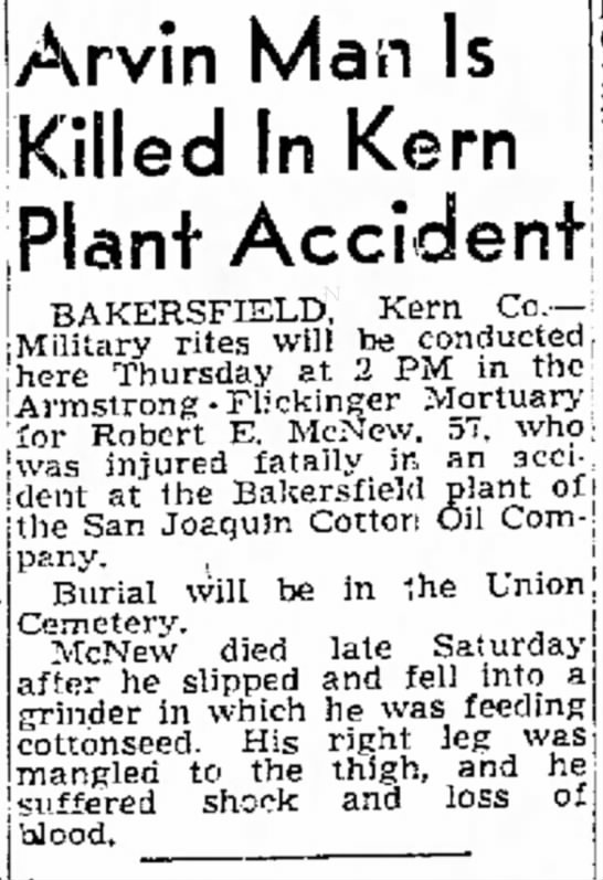 The Fresno Bee The Republican (Fresno, California) March 31, 1952 page 16 -