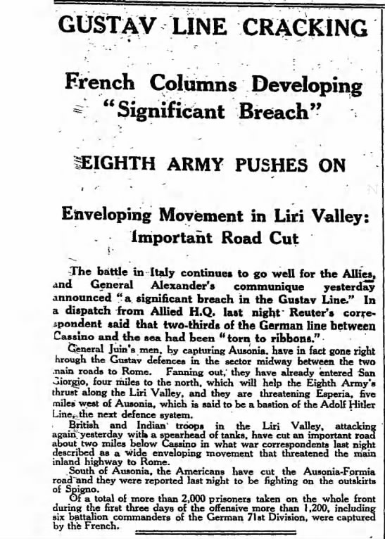 The Guardian (London) 16 May 1944 Page 5 -