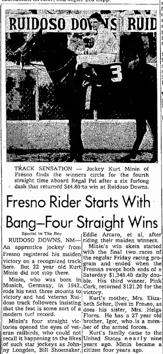 The Fresno Bee The Republican (Fresno, California) 26 Juky 1964 -