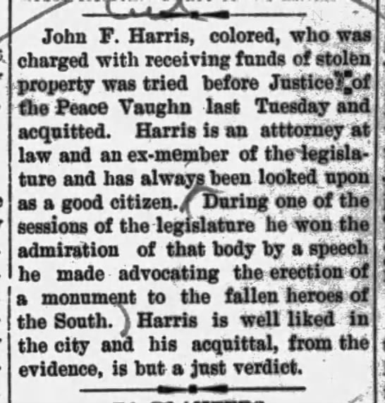 [No Headline] The Weekly Democrat-Times (Greenville, Mississippi) April 18, 1903, page 1 -