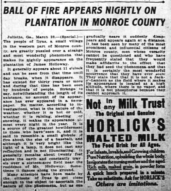 Holloway Plantation