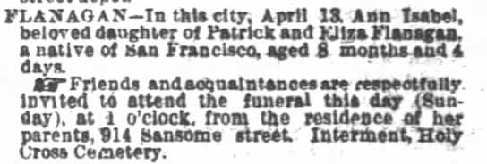 SF Chronicle 1895