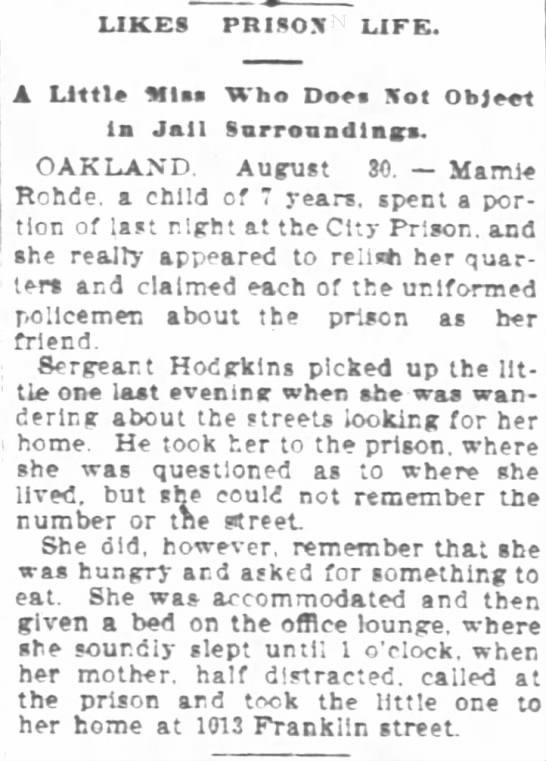 Mamie Rohde