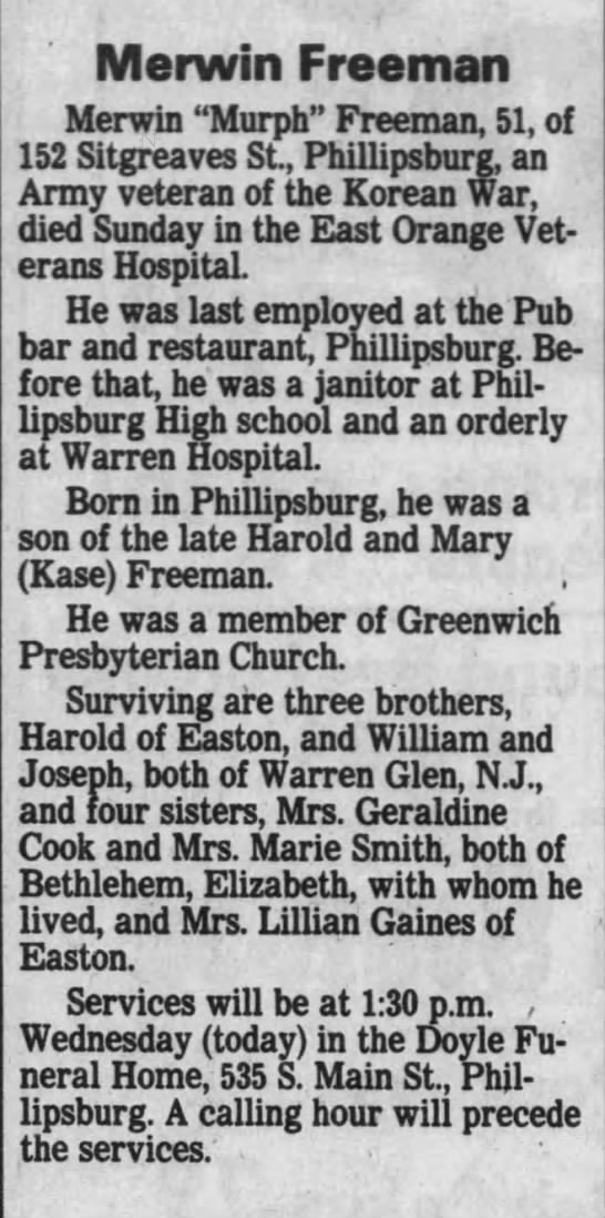 The Morning Call Allentown, Pennsylvania 20 Feb 1985 Wednesday Page 26 -