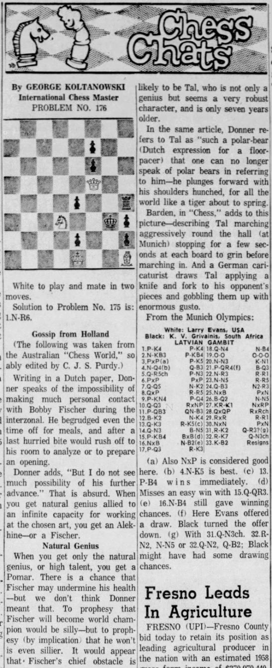 Chess Chats -