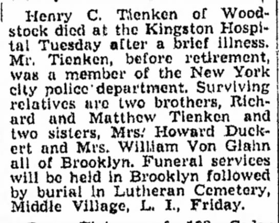 Kingston Daily Freeman, Kingston, NY, 31 aug 1949