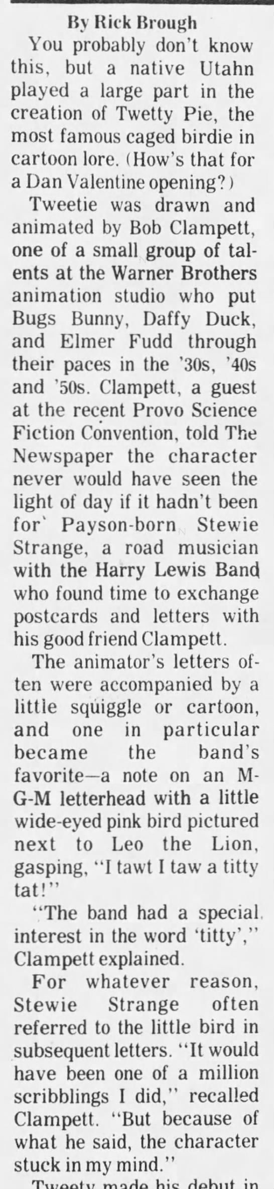 Stewie Strange -