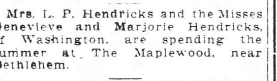 1920 Marjorie and GenevieveHendricks -