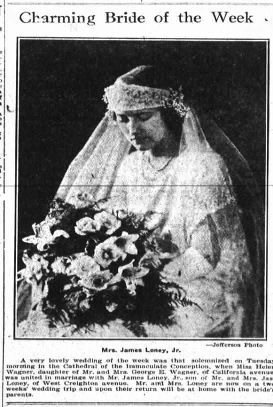 James Loney Wedding -