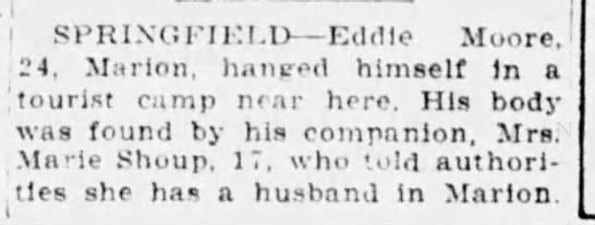 Eddie Moore, Mansfield News-Journal -