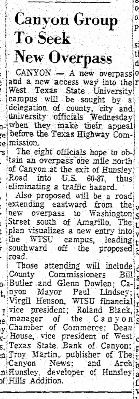 31 Mar 1970 Amarillo Globe-Times -