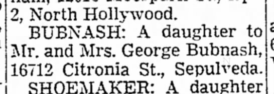 Valley News, Van Nuys CA, 8 January 1961, Page 27 -