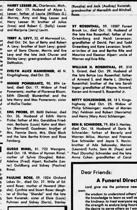 Clipping from St  Louis Jewish Light - Newspapers com