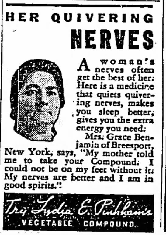 Quivering Nerves Cured