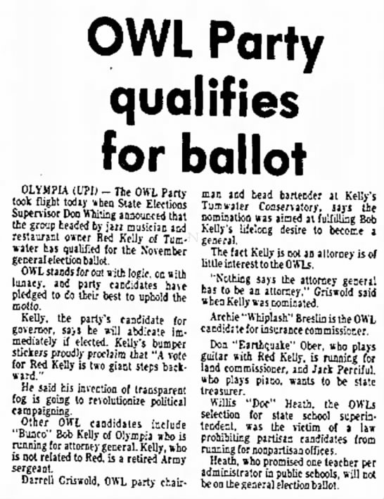 The Daily Chronicle (Centralia)  October 6, 1976 -
