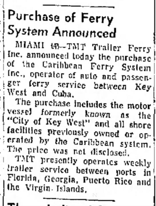3-8-56 The News Tribune (Fort Pierce FL) -