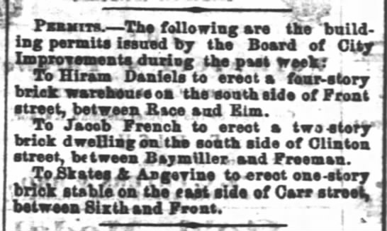 The Cincinnati Enquirer (Cincinnati, Ohio) 04 Oct 1864 (Page 3) -