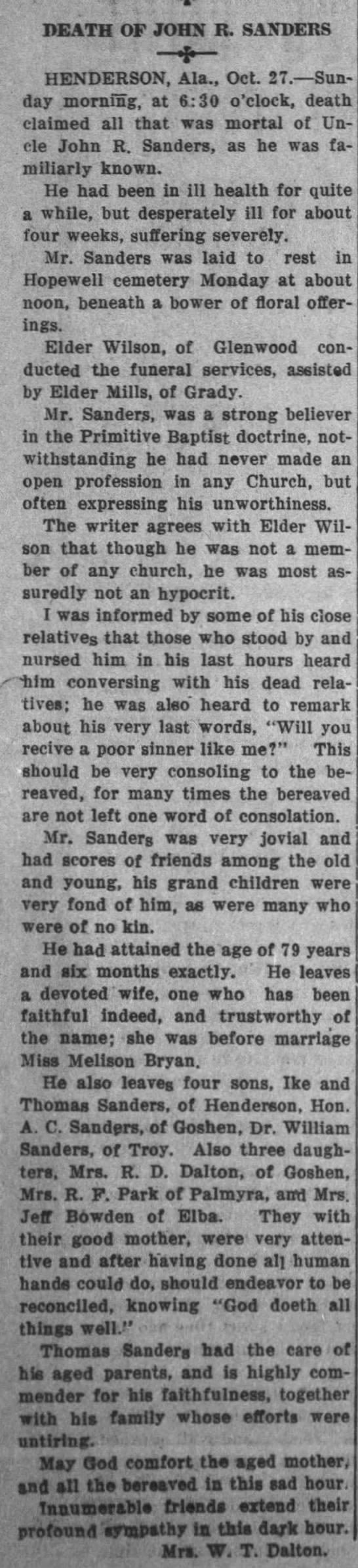 The Troy Messenger 04 Nov , 1914 - Newspapers com
