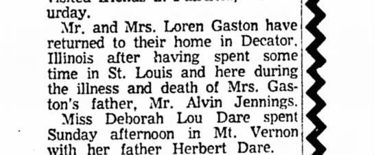 Decatur 1960 -