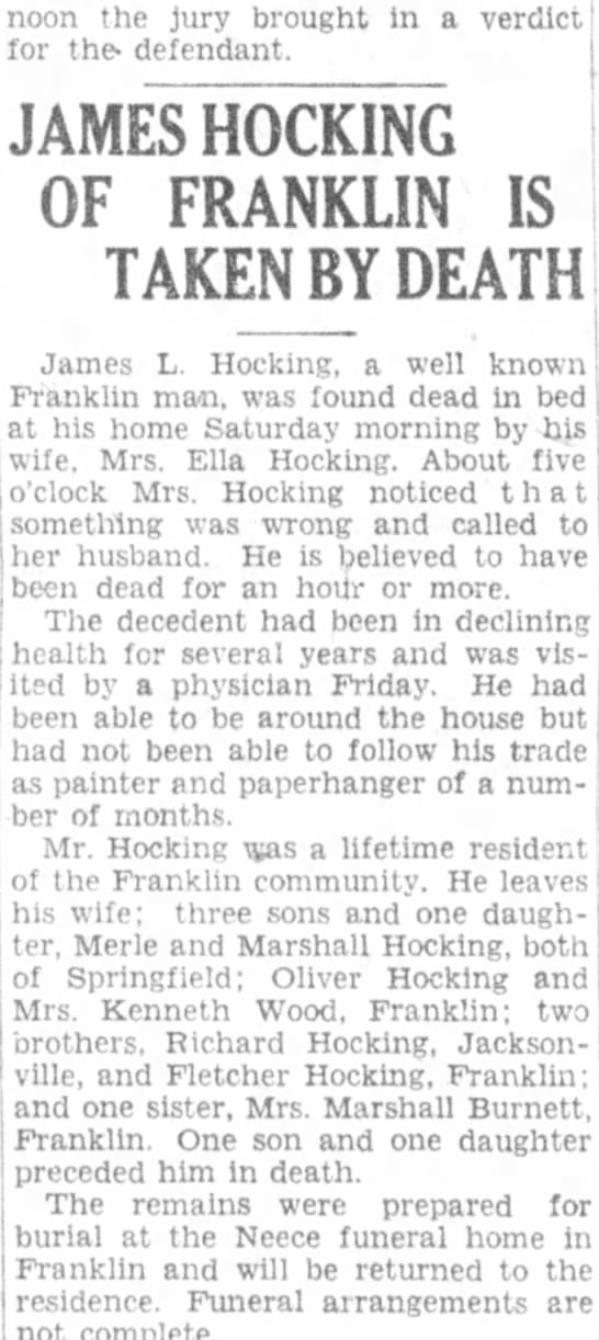 jacksonville daily journal 23 nov 1930 page 166 -