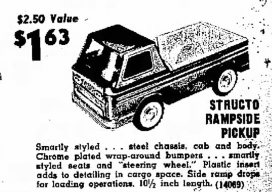 Structo-A - $2.50 Value $163 1 Rescue . . . STRUCTO...