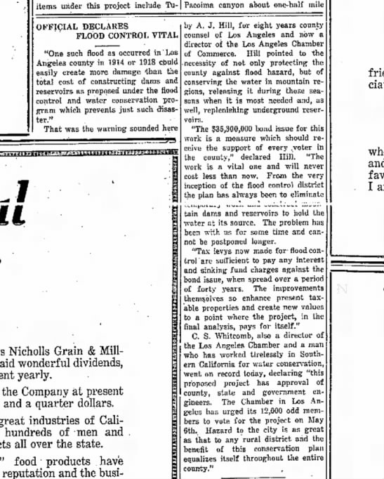 22 April 1924 Van Nuys News -