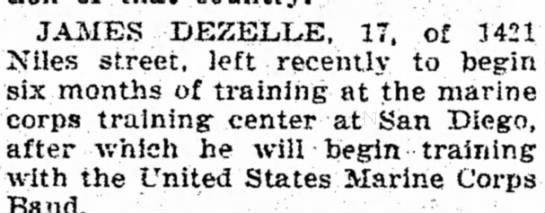 James Dezelle, 17 -