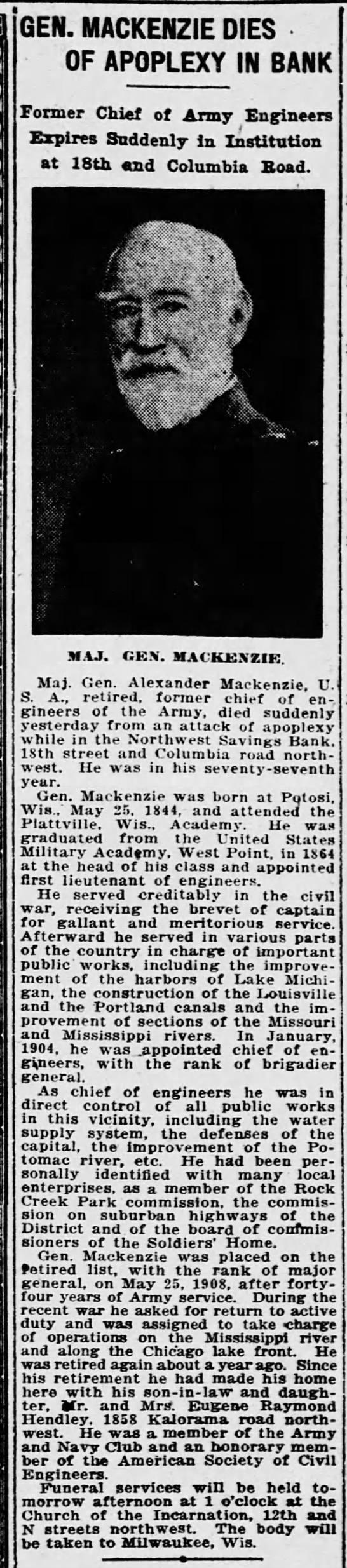 Alexander Mackenzie (1844-1921) -