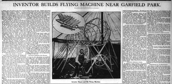 Flying Machine! -