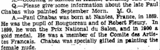 Paul Chabas thumbnail bio 1937 -