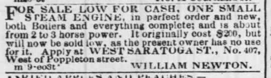 The Sun (Baltimore Maryland 21 Mar 1850 -