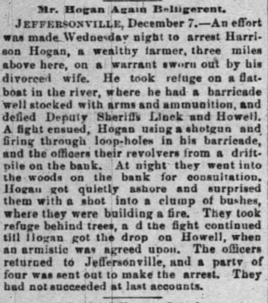 december71888indianpolisnews - Mr. Hotat Aaaiai B-lllgerant. Jefff.ron ville,...