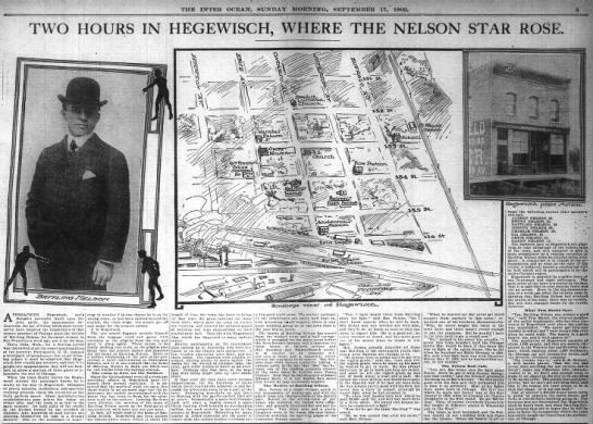 Hegewisch's own Battling Nelson -